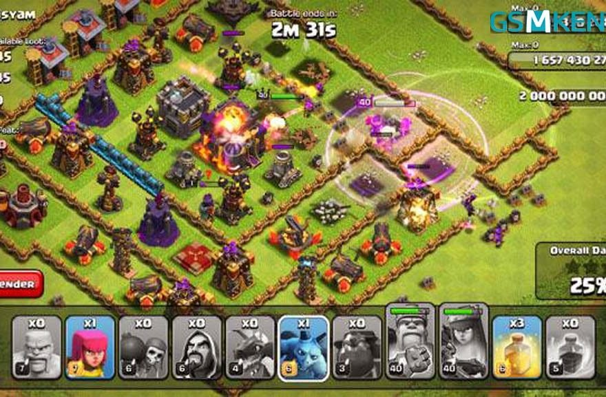 clash of clans hile 2020