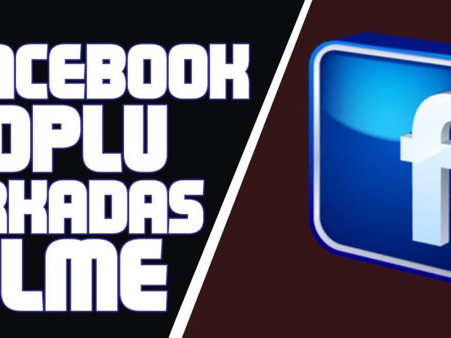 facebook toplu arkadaş silme kodu 2020