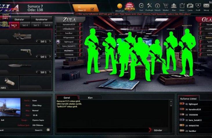 Zula Hile 2021 Aimbot Wallhack Hack Hilesi 2021 Guncel Blogamca 2021